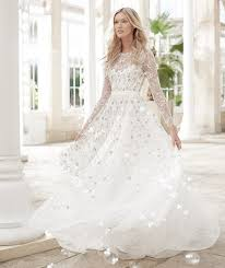 sparkly u0026 romantic 12 shimmery wedding dresses to wear now her