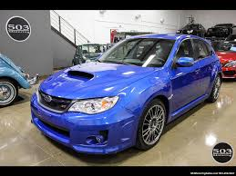 2013 subaru impreza wrx sti hatch wrb w less than 1k miles