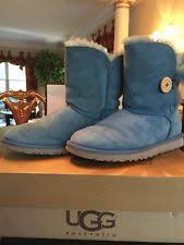 ugg s bailey button boots peacock green ugg bailey button blue ebay