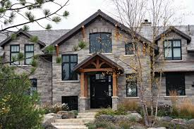 new natural stone for exterior of house home design new photo with