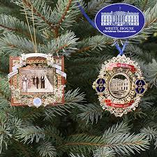 2007 white house ornament gift set