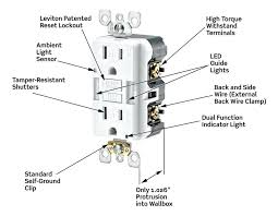 how to wire an outlet from another receptacle wiring diagram