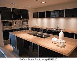 cuisine noir et cuisine noir bois cuisine noir bois colombes cuisine noir