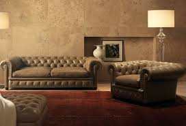canapé cuir chesterfield canapé chesterfield en cuir 5 places 4 places chester one by