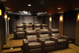 Modern Media Room Ideas - unique home theater seating luxury home theater d box seats