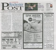 detroit advertising in c u0026g newspapers for spa week u2014 massage