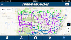arkansa road map check road conditions on idrive arkansas fort smith fayetteville