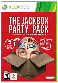 jack in the box thanksgiving amazon com the jackbox party pack xbox 360 ui entertainment