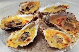 cuisiner les huitres huîtres chaudes au curry étuvée de choux