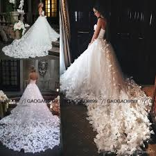 Wedding Dresses Discount Speranza Couture 2017 Princess Wedding Dresses With Flowers And