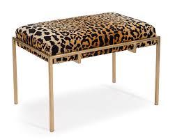 metal gold upholstered bench designer u0027s favorites our products