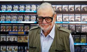 george a romero zombie horror film master dead at 77 cbs news