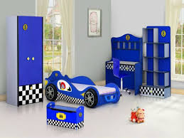 bedroom white interior design cars set incredible boys exciting