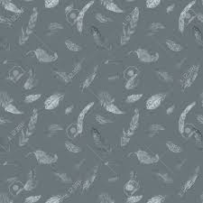 seamless grey texture in boho style for strict interior wallpaper