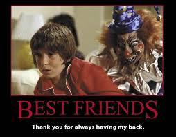 Funny Clown Memes - friendship clown meme it memes funny it clown memes