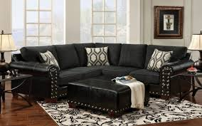 Black Microfiber Sectional Sofa Sofa Suede Sectional Sofas Terrifying Microfiber Sectional Sofa