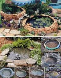 Backyard Ponds And Fountains Backyard Inspiration Ponds And Fountains Raised Pond Easy
