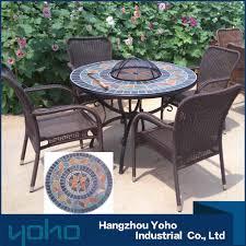 Mosaic Bistro Table Set Outdoor Mosaic Bistro Set Table Outdoor Mosaic Bistro Set Table