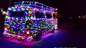 volkswagen christmas christmas light vw bus albuquerque nm 505vwbus happy holidays