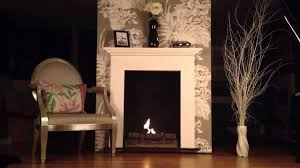 long logs empty fire conversion pack by gel fireplaces ltd youtube