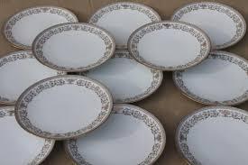 gracelyn noritake china salad plates set of 12 vintage noritake