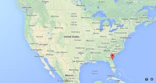 where is jacksonville on map of usa world easy guides