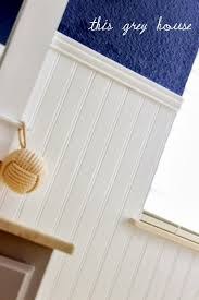 Wainscoting Shaker Style Shaker Style Wainscoting This Grey House