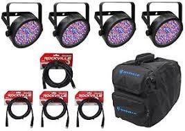 chauvet slimpar 56 led light chauvet slimpar 56 stage lighting effects ebay