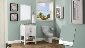 bathroom paint colors ideas blue benjamin bathroom paint with bathroom paint cool image