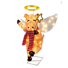 Outdoor Christmas Decorations Giraffe by Shop Holiday Living 24