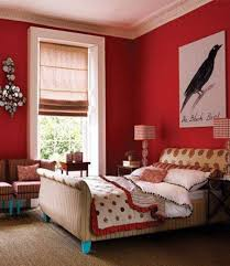 bedroom wall colors red color with picture and white pictures best