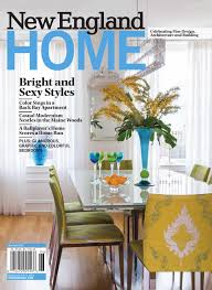 My Ugly Split Level Dining Room Stylized Side Table by New England Home May June 2013 By Network Communications Inc Issuu