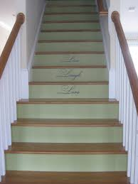unusual design ideas of cool staircase with brown color tread and