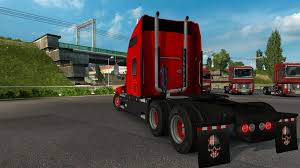 kenworth kenworth t600 v1 0 fixed for 1 26 truck ets2 mod