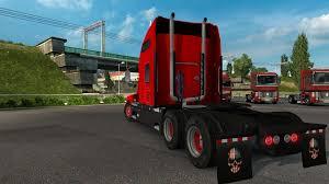 kenworth kenworth t600 v1 0 fixed for 1 26 truck ets2 mod