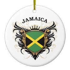 jamaica flag ornaments keepsake ornaments zazzle