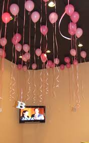 Pink Balloon Decoration Ideas Party People Event Decorating Company 30th Surprise Birthday