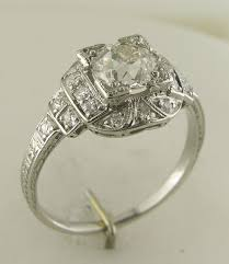 26 most amazing art deco antique rings eternity jewelry
