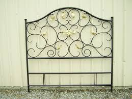 Black Metal Headboard And Footboard Wrought Iron Headboards Queen U2013 Home Improvement 2017