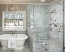 white tile bathroom designs 6x24 tile bathroom ideas photos houzz