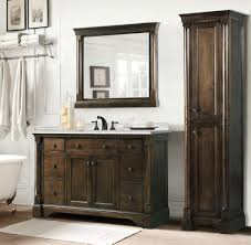 Antique Black Bathroom Vanity 48 Bathroom Vanity For Fresh Appearance In Your Bathroom
