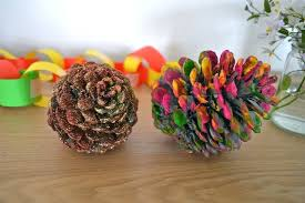 pine cone thanksgiving crafts find craft ideas