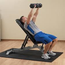 Incline Decline Bench Exercises Bodysolid Pro Club Line Incline Decline Bench