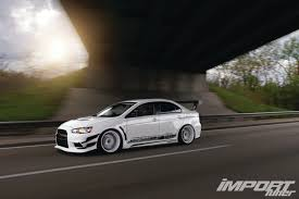 widebody evo mitsubishi lancer evolution news photos and reviews page2