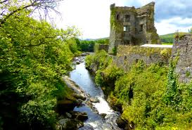 small houses that look like castles three castle head roaringwater journal