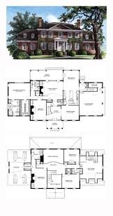 Porch Building Plans Colonial House Plans Houseplans Com With Porch Hahnow
