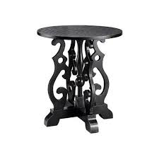 Black Accent Table Cheap Round Black Accent Table Find Round Black Accent Table