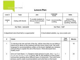 b1 lesson plan and worksheets cooking food u0026 drinks recommending