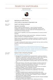 Competitive Resume Sample by Sales Director Resume Samples Visualcv Resume Samples Database