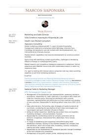 Medical Device Resume Sales Director Resume Samples Visualcv Resume Samples Database